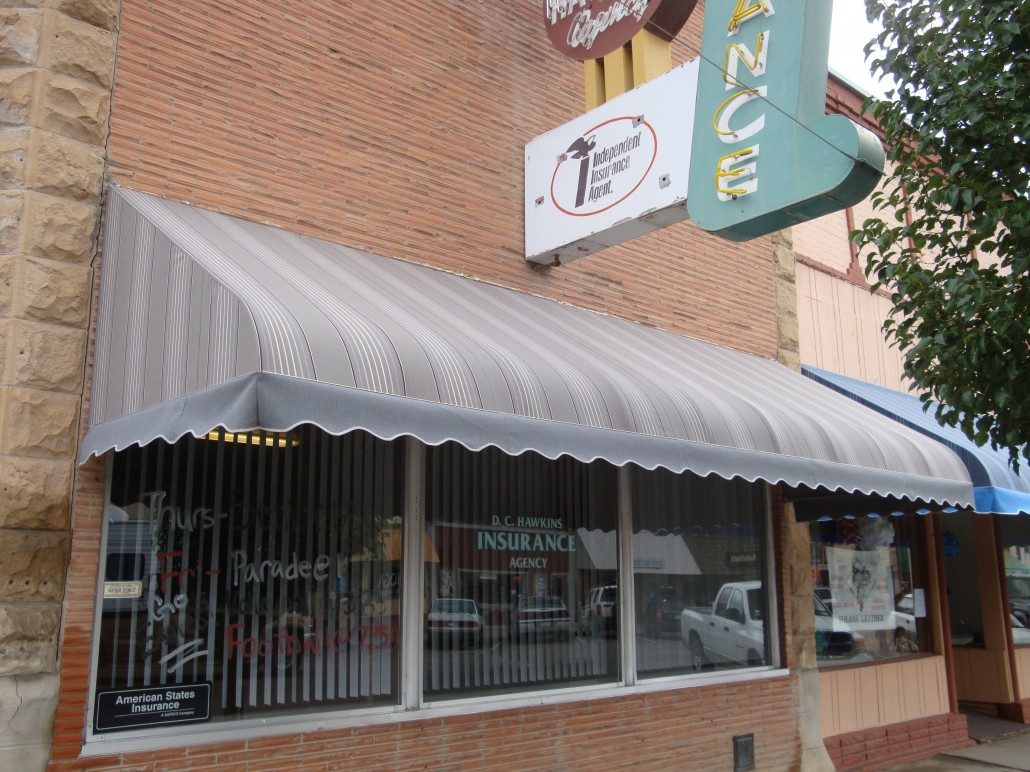 awnings canvas products