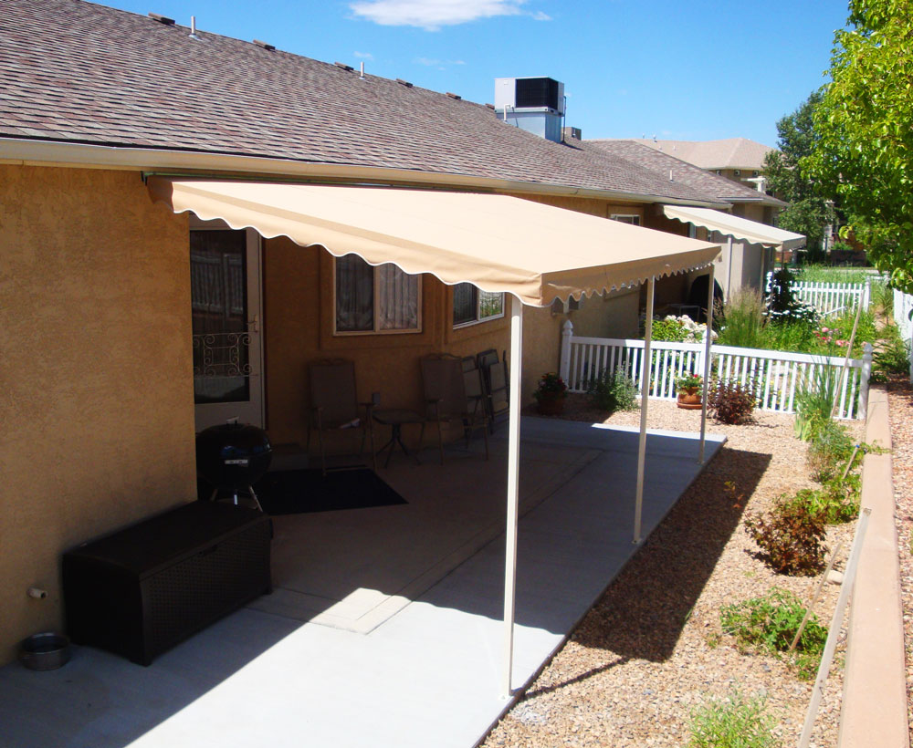 Residential Awnings - Canvas Products