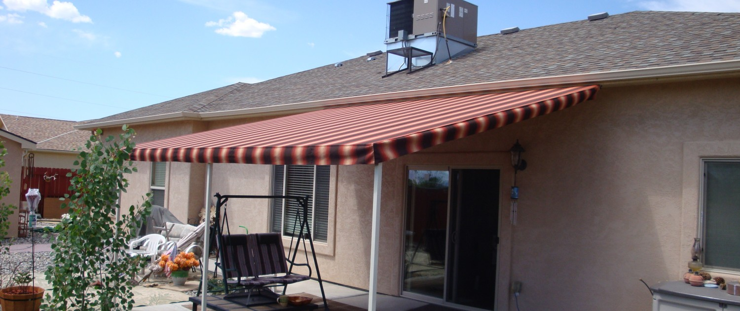 Amazing Patio Awnings